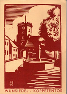 ! Ansichtskarte Aus Wunsiedel Koppetentor - Wunsiedel