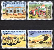 NIGER, 1989 Sondermarken Postfrisch ** - Niger (1960-...)
