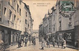 35-RENNES- RUE ST-MICHEL - Rennes