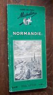 Michelin Guide Normandie 1961 - Michelin (guide)