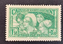 France  1931  Y Et T  269* - Ongebruikt