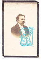 DP Foto - Gemeenteraadslid & Voorz. Tekenschool - August Jan Sloor ° Temse 1831 † 1912 X Clementina Pauwels - Devotion Images