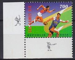 1997 INDONÉSIE Indonesia Jakarta 19th  ** MNH Base-ball Baseball  Béisbol [ei37] - Honkbal