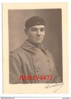 Un Jeune Militaire En Tenue, à Identifier - Taille 129 X 178 Mlls - Autres