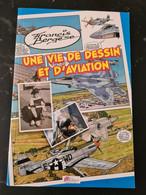 Une Vie De Dessin Et D'aviation Francis Bergese +++COMME NEUF+++ LIVRAISON GRATUITE+++ - Unclassified