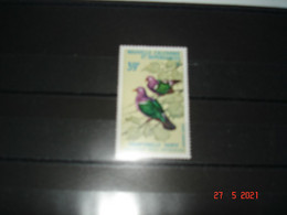 NOUVELLE-CALEDONIE   ANNEE 1970  NEUF   N° YVERT  POSTE AERIENNE N°110         TOURTERELLE VERTE - Collezioni (senza Album)