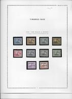 Wallis Et Futuna Taxe - Collection Vendue Page Par Page - Neufs * Avec Charnière - TB - Postage Due
