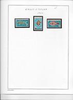 Wallis Et Futuna Taxe - Collection Vendue Page Par Page - Neufs ** Sans  Charnière - TB - Postage Due