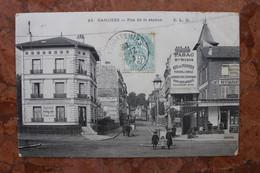 GARCHES (92) - RUE DE LA STATION - Garches