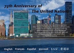 Tuvalu 2020  United Nations  I202104 - Tuvalu