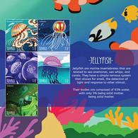 Tuvalu 2020   Fauna Jellyfish     I202104 - Tuvalu