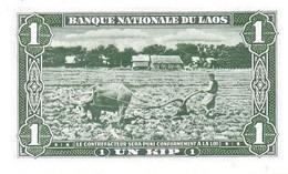 LAOS  P. 1b 1 K 1957 UNC - Laos