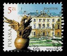 Polen 2019,Michel# 5093 O  Cities Of Poland: Białystok - Gebruikt
