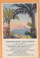Messina Italy Old Postcard - Messina