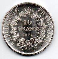 10 Francs  1973 SPL - K. 10 Franchi