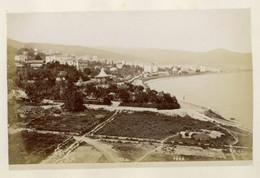 Albumen Photo - San Remo ITALY (15 X 9.5cm) - Anciennes (Av. 1900)