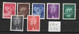 Vatican - Vatican City - Vaticano - Yvert PA 9-15 Neufs SANS Charnière - Scott#C9-C15 MNH - Unused Stamps
