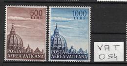Vatican - Vatican City - Vaticano - Yvert PA 22-23 Neufs SANS Charnière - Scott#C22-C23 MNH - Unused Stamps