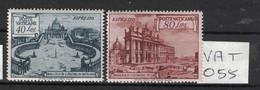 Vatican - Vatican City - Vaticano - Yvert Exprès 11-12 Neufs SANS Charnière - Scott#E11-E12 MNH - Unused Stamps