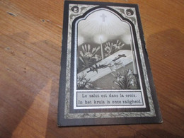 Dp Oorlog 1887 - 1916, Tielt/Friedrichsfeld (Duitsland) Maes - Devotion Images
