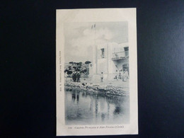 Crete - Caserne Française à Aïos-Nicolas - Edition R. Behaeddin Candie - Greece