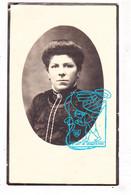 DP Foto - Augusta Veeckman ° Gent 1872 † Ledeberg 1933 X Basile Lamont - Imágenes Religiosas