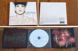 "Maxi Cd PROMO HORS COMMERCE Katy Perry "" Firework "" 2010 Tryptique Digipak - Edizioni Limitate"