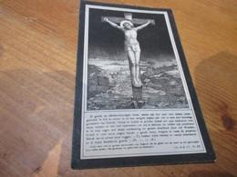Dp Oorlog 1893 - 1918, Meulebeke/De Panne, Vankeirsbilck - Devotion Images