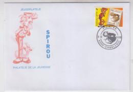 SPIROU  Charleroi 1988 - Non Classificati