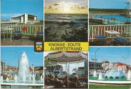 KNOKKE-ZOUTE - Multi-vues - Oblitération De 1982 - Knokke