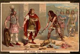 CACAO POULAIN  LE VASE DE SOISSONS - Poulain