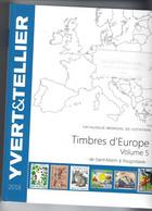Catalogue Yvert & Tellier 2016 - Europe Volume 5 De St Marin à Yougoslavie - Altri