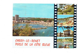 Cpm - 13 - CARRY LE ROUET - Pellicule Film - Sonstige Gemeinden