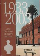 1993-2003. Liceo Classico Giuseppe Mazzini Genova - Unclassified