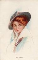 Femme Illustrée 608, Chapeau Day Dreams - 1900-1949