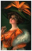 Femme Illustrée 617, Chapeau - 1900-1949