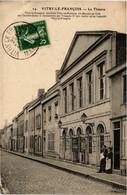 CPA AK VITRY-le-FRANCOIS - Le Theatre (742168) - Vitry-le-François