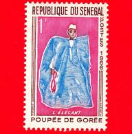 Nuovo - MNH - SENEGAL - 1966 - Giocattoli - Bambola - Doll Gorée - L' Elégant - 1 - Senegal (1960-...)