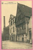 C.P. Mechelen  = Quai  Au  Sel  :  Maison  Au Bois - Mechelen