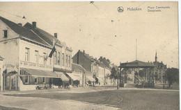Hoboken - Place Communale - Dorpplaats - 1922 - Antwerpen