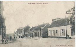 Hoboken - Rue Des Polders - Druk. Vertongen, Hoboken - 1909 - Antwerpen