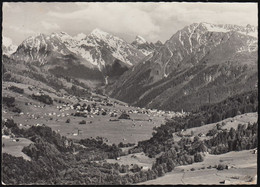 Schweiz - 7250 Klosters  - Mit Silvrettagruppe - Nice Stamp - Luftpost Nach Montevideo ! - GR Grisons