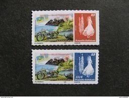 Nouvelle-Calédonie: TB Paire N° 1237 A Et 1237 B , Neufs XX . - Ongebruikt