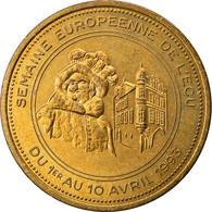 France, Ecu, Euro Des Villes, 1993, Bergerac, SUP - France