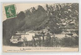 84 Vaucluse Malaucène La Ferme Hicly Et Les Rochers Brassetieux - Malaucene