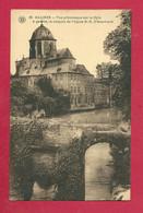 C.P. Mechelen  =   Vue  Pittoresque  Sue  La Dyle. A  Gauche La Coupole De L' Eglise N.D.  D' Hanswyck - Mechelen