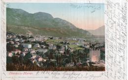 CPA     ITALE----OBERMAIS-MERAN---1902 - Merano