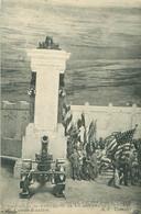 CPA - CHINE ET AMÉRIQUE - PANTHÉON DE LA GUERRE 1918 - Guerra 1914-18