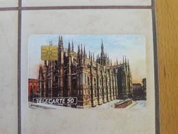 Carte Téléphonique Privée/publique EN196a - 50 Units
