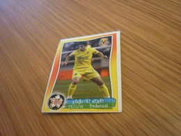 Nihat Kahveci Villarreal Spanish Football Soccer Europe's Champions 2008-2009 Greek Sticker - Other